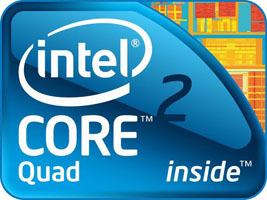 Intel Quad Core Image